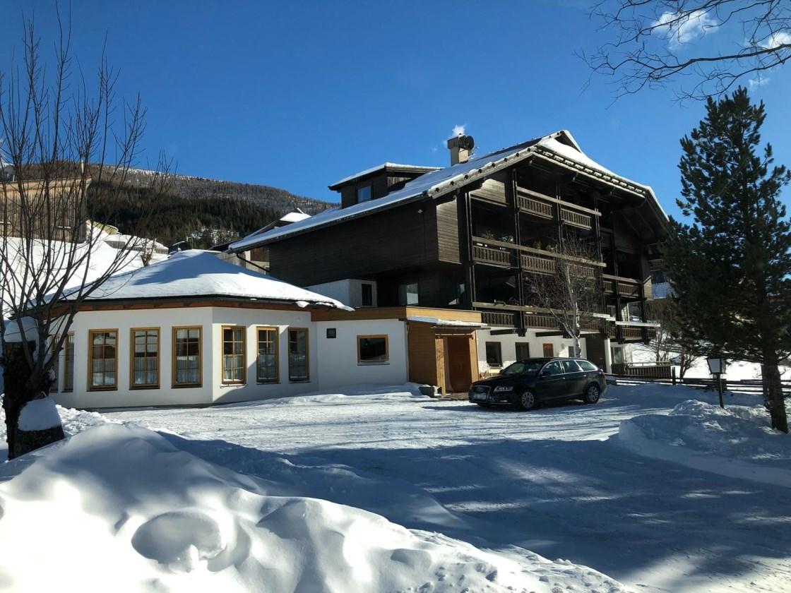 Bad Kleinkirchheim, Kärnten, St. Oswald (ZIRBENHOF) Apartment ca. 70 m2 WFL, Balkon