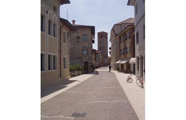 MARANO_Lagunare,_Historisches_Zentrum_Altstadt