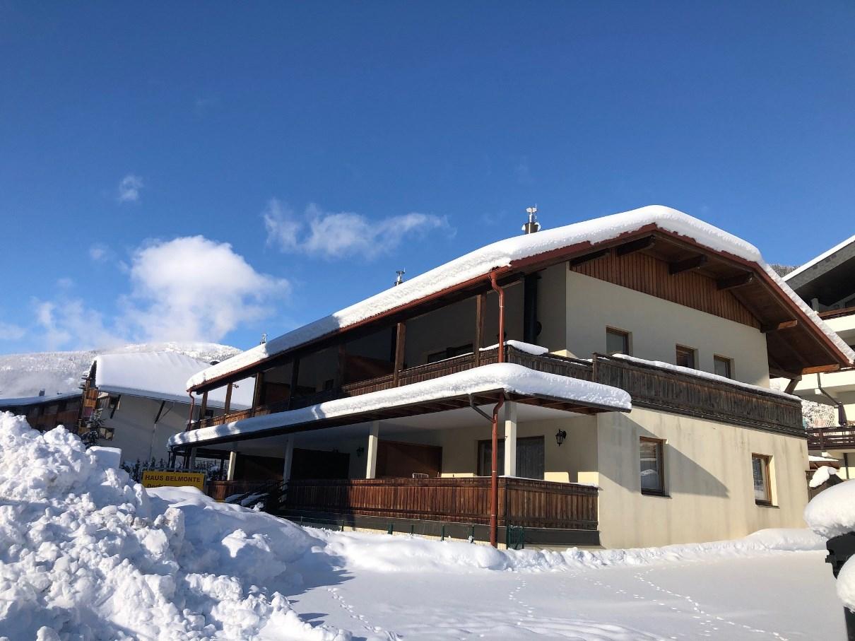 Bad Kleinkirchheim, Kaernten, (POLEND) Wohnung im Zentrum neben Roemertherme und Kaiserburgbahn