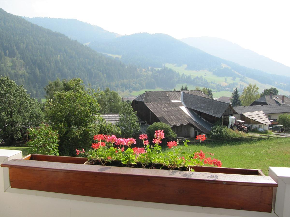 Bad Kleinkirchheim, Kaernten, kleines Apartment mit traumhaftem Blick (MOZART)
