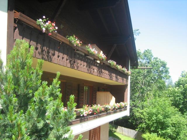 Bad Kleinkirchheim, Kaernten, schoene Wohnung im Haus (ERIKA)