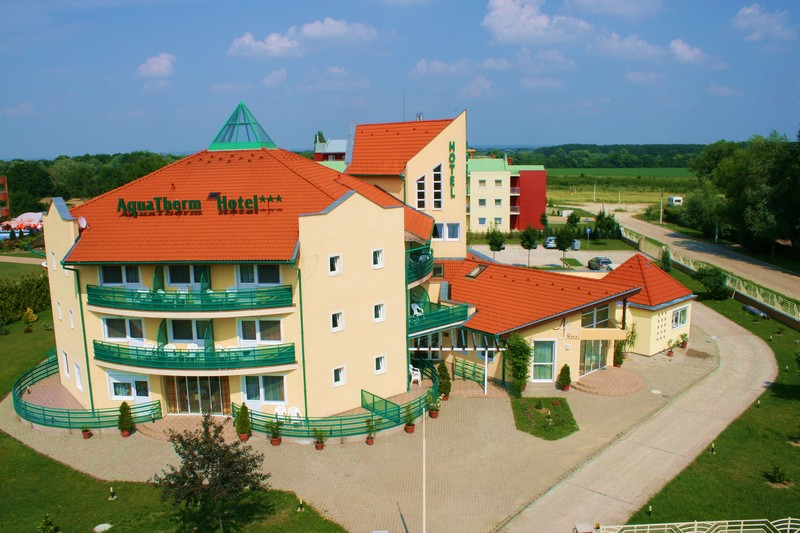 UNGARN – HUNGARY – UNGARIA,   HOTEL FOR SALE
