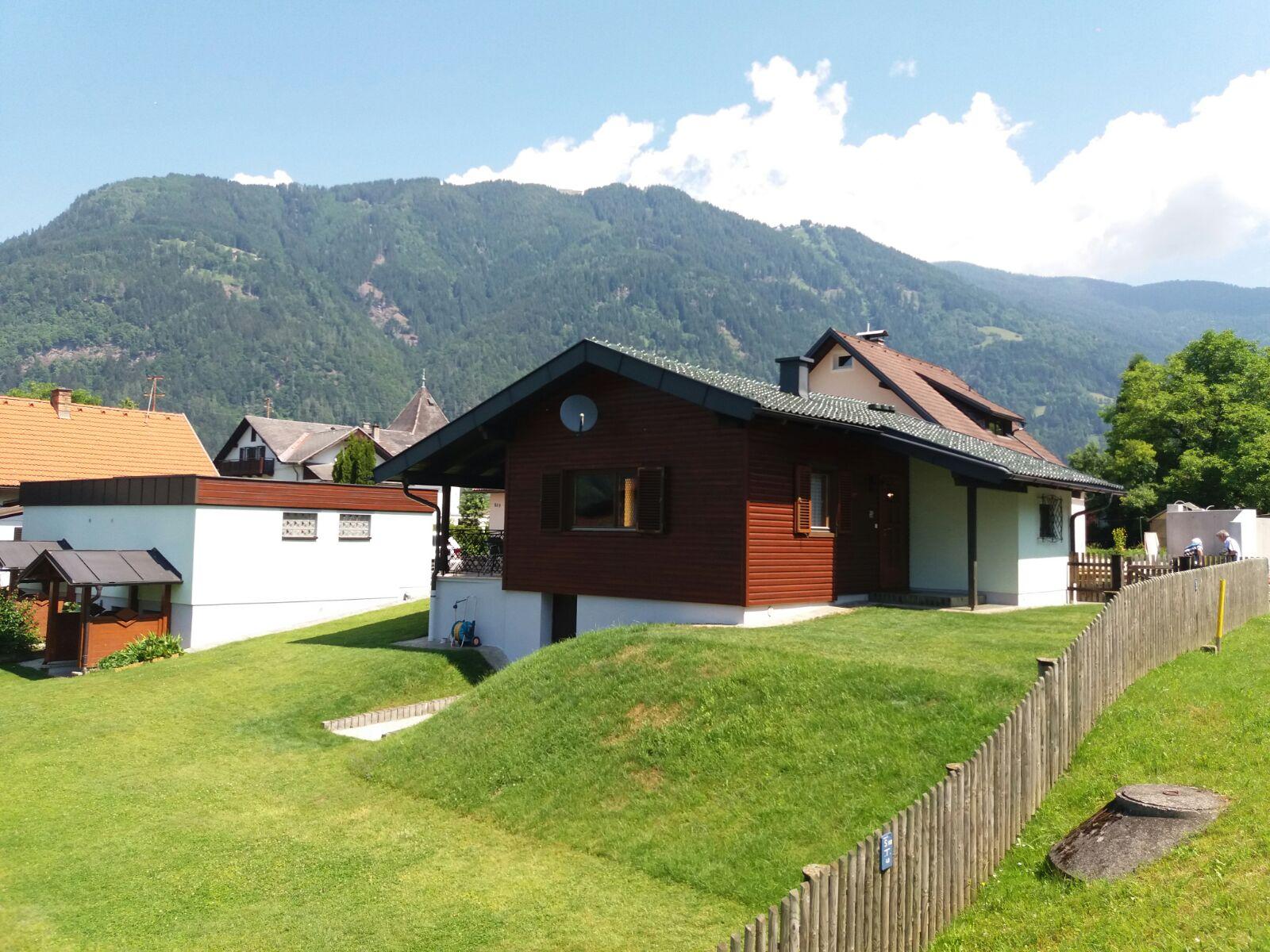 Kaernten, sehr gepflegtes kleines Holzhaus nahe Ossiacher See, Gelegenheit!!