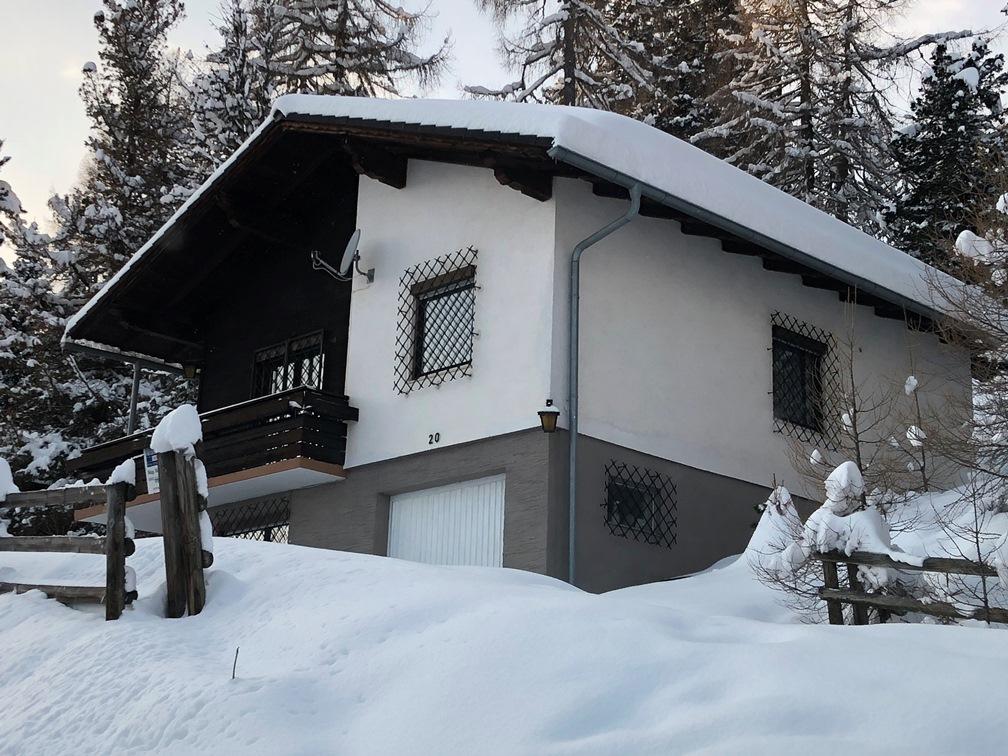 Hochrindl, Kaernten, Ferienhaus (SIMONE), totale Suedausrichtung, nur wenige Meter zur Piste