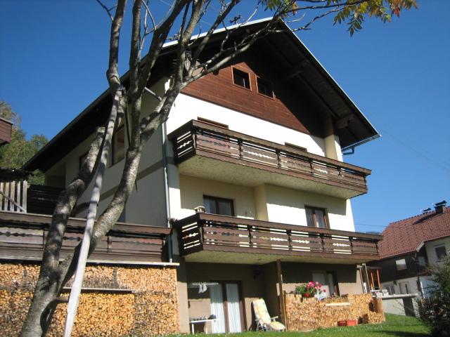 Ebene Reichenau, wenige km von Bad Kleinkirchheim, grosses Apartment (VALE) ganz nahe einiger Ski- und Wandergebiete