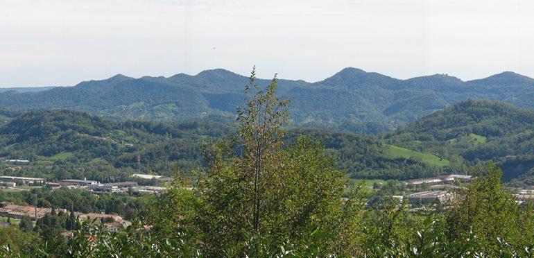 Possagno-Panoramica