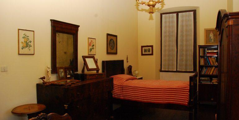Camera da letto stile impero