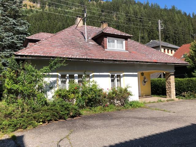 Patergassen, nahe Bad Kleinkirchheim, Haus SALVI 130m2  + 570m2 Grund,  renovierungsbeduerftig!!
