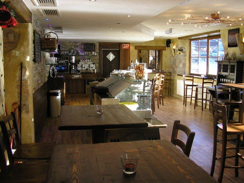 Bad Kleinkirchheim/Kaernten, CAFE/BAR im italienischen Tavernenstil