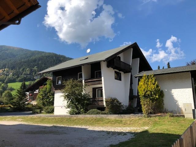 Bad Kleinkirchheim, Kaernten, Mansardenwohnung (HOLZ) im Zentrum von Bach, 58 m2 +7 m2 Balkon