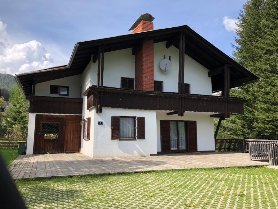 Bad Kleinkirchheim Anlageobjekt! Haus (OLI) mit 6 kleinen Wohneinheiten neben der Nockalmbahn
