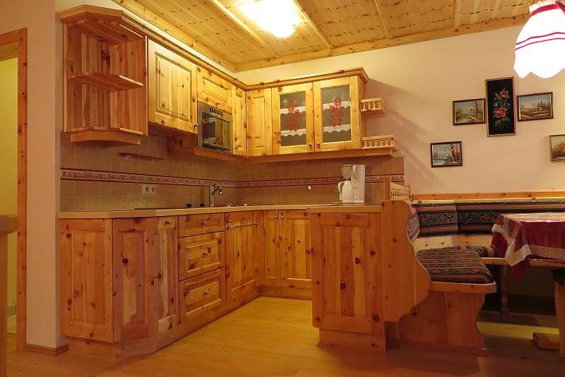 Bad Kleinkirchheim, Kaerten, Schoene Wohnung im Landhausstil (WEGER) ausgestattet mit Zirbenholz im Ortsteil Bach