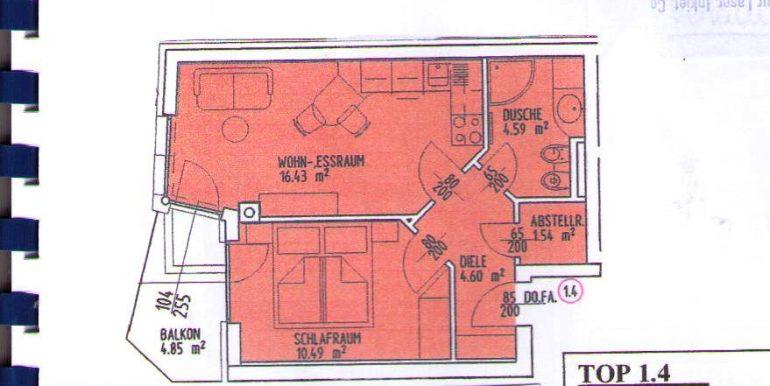 Haus Mueller, top 1.4 Erdgeschoss