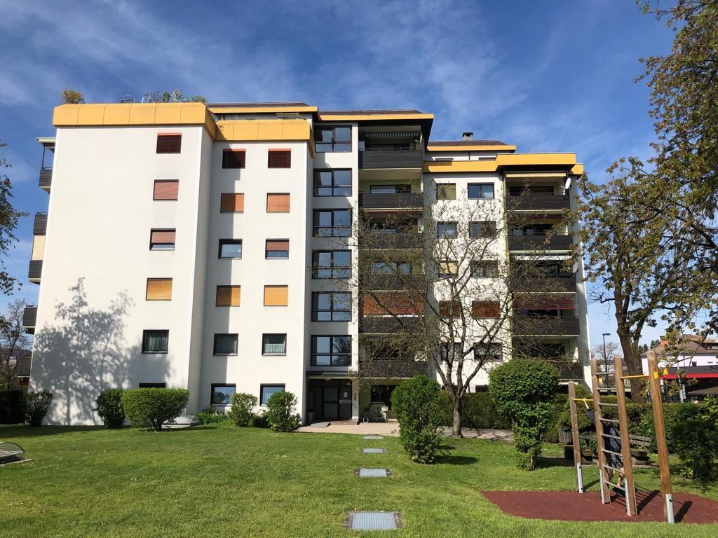 Klagenfurt, gepflegte Wohnung 91m2, 4.Stock, schoener Blick, ruhige Lage