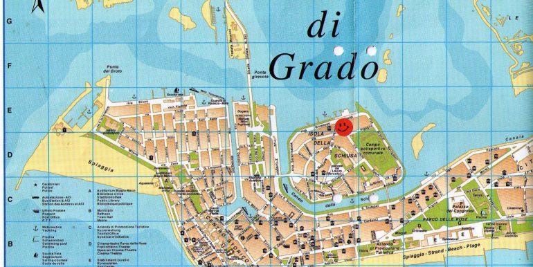GRADO, Isola della Schiusa