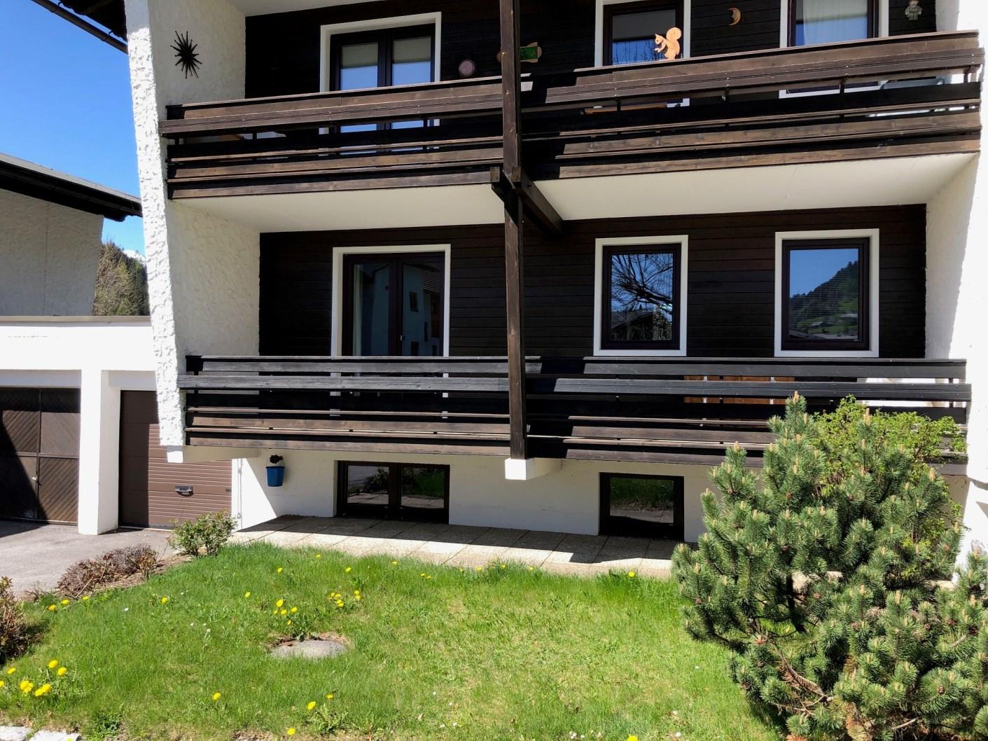 Bad Kleinkirchheim, Kaernten, Wohnung (QUELLENWEG) 50m2, 2 Balkone, Garage, modern eingerichtet