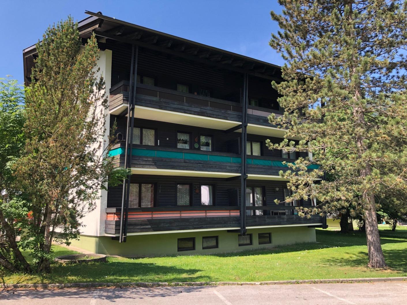 Bad Kleinkirchheim, Kaernten, Zentrum Bach, 40m2 Wohnung (RESI) Hochparterre, Gelegenheit