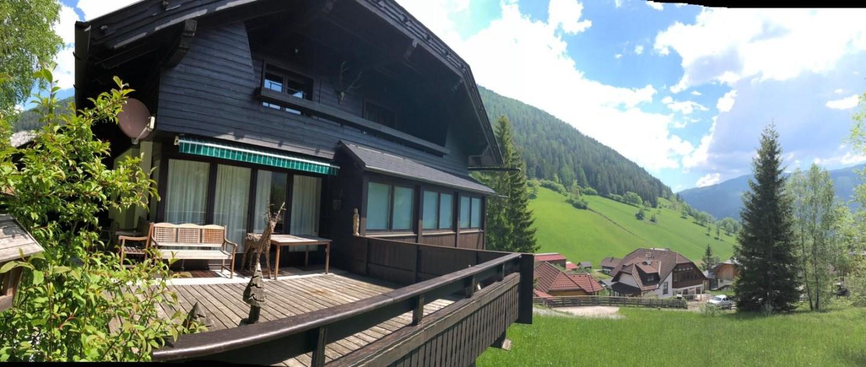 Bad Kleinkirchheim, Kaernten, Großzügiges Wohnhaus (HABICHT) mit Enliegerwohnung im Ortsteil Obertschern