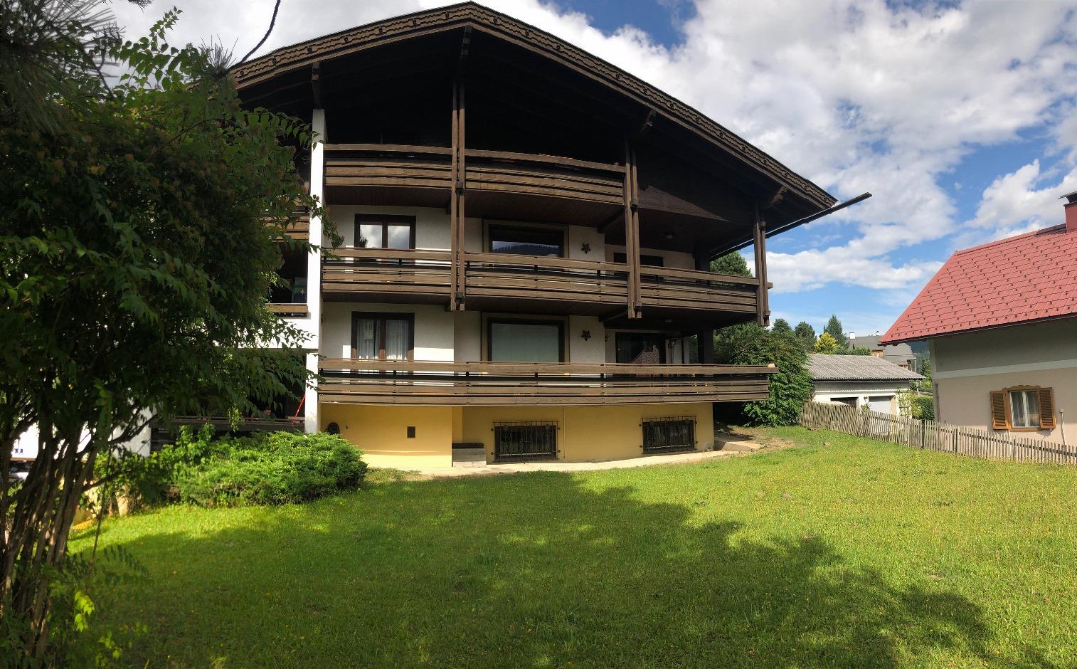 Bad Kleinkirchheim, Kaernten, grosses Apartment (MIO-GRANDE), 3 Schlafzimmer, grosser Suedbalkon im Ortszentrum