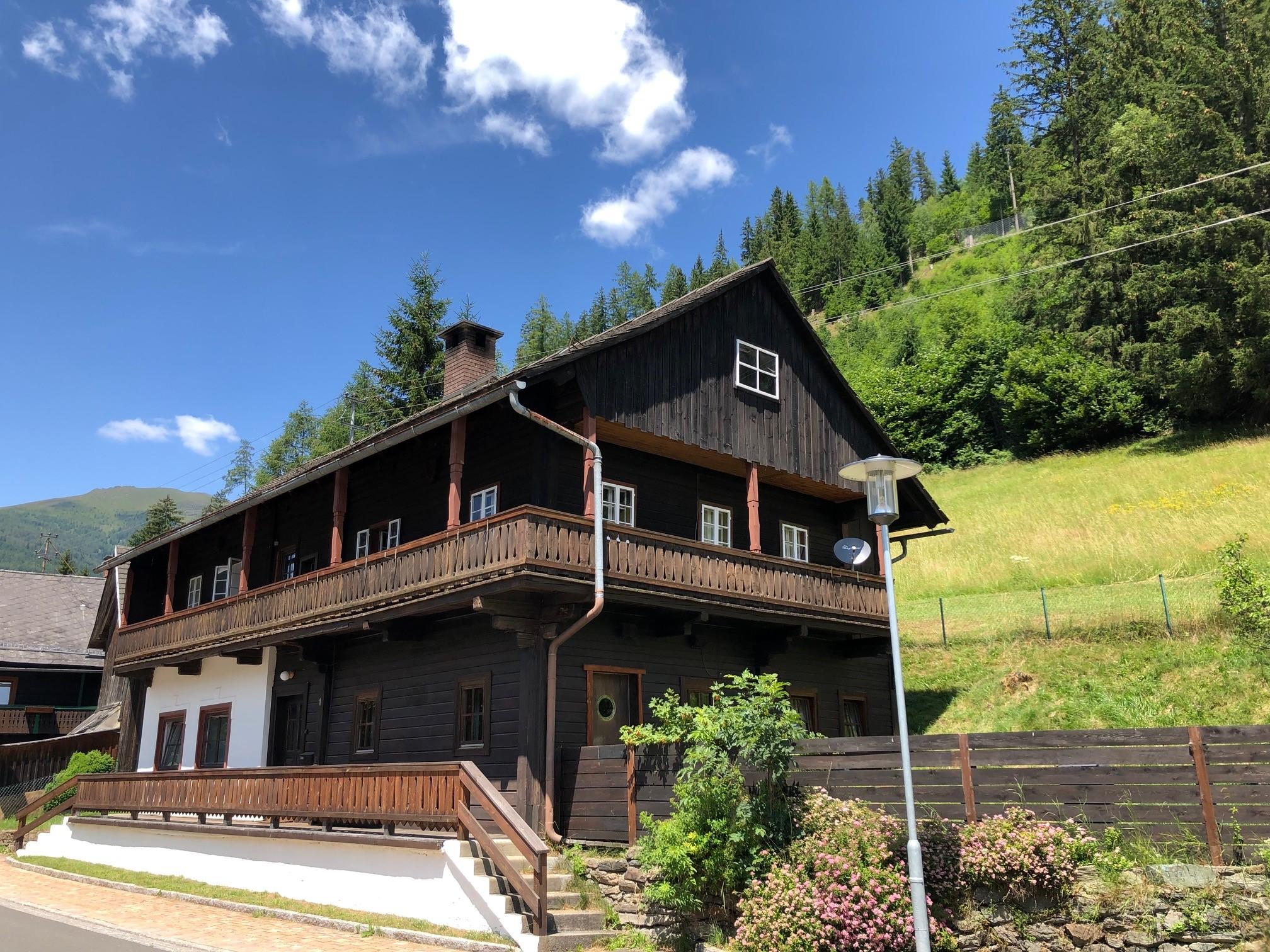 Patergassen, Kaernten, renoviertes Haus (ANNA) in Sonnenlage