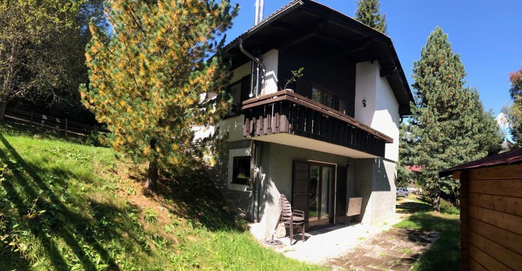 Bad Kleinkirchheim, Kaernten, St Oswald, Haus (GOLD) mit 2 Wohnungen