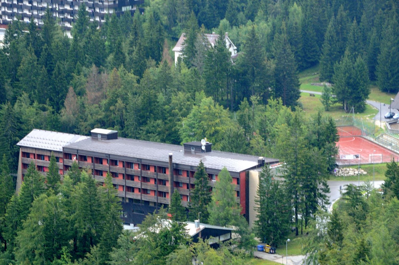 ITALIA, FRIULANISCHE VORALPEN,  Schigebiet SELLA NEVEA, Hotel FORTE steht zum Verkauf! (………Eigentuemer moechte in Pension gehen !)