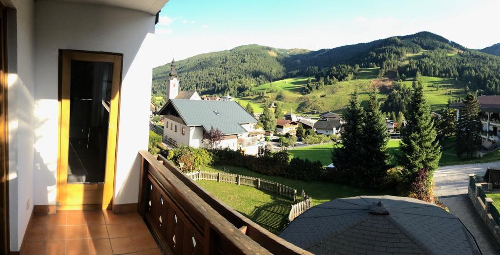 Bad Kleinkirchheim, Kaernten, Apartment (SONNFRIED 8) mit Balkon, sonnig, im Zentrum