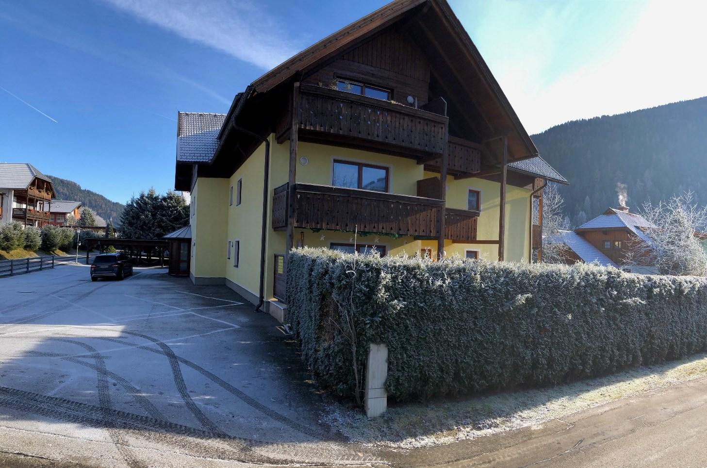 Bad Kleinkirchheim, Kaernten, Mansardenwohnung (SELF), 1 Schlafzimmer, Balkon