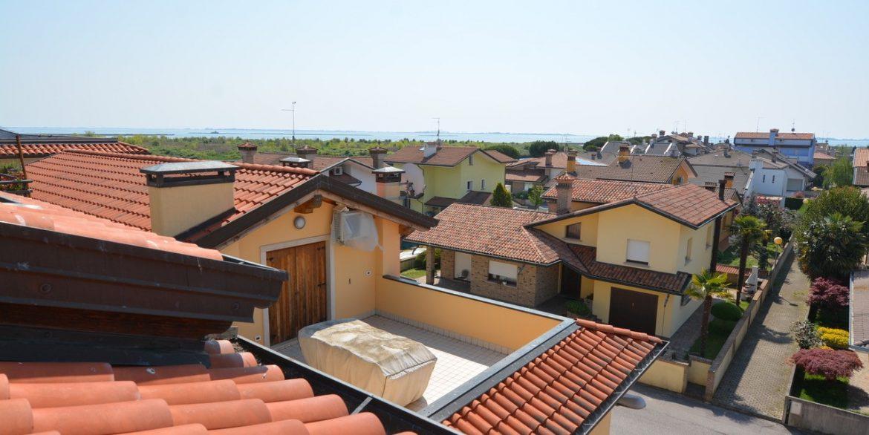 Dachterrasse MEERBLICK