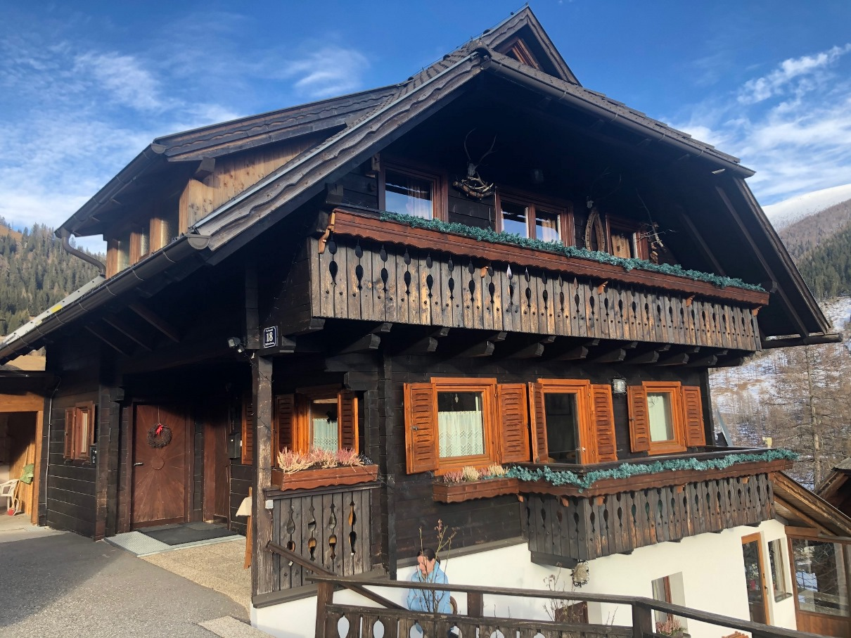 St Oswald, Bad Kleinkirchheim,  Kaernten, Haus Christine, 2 WOHNUNGEN, wohnen und vermieten