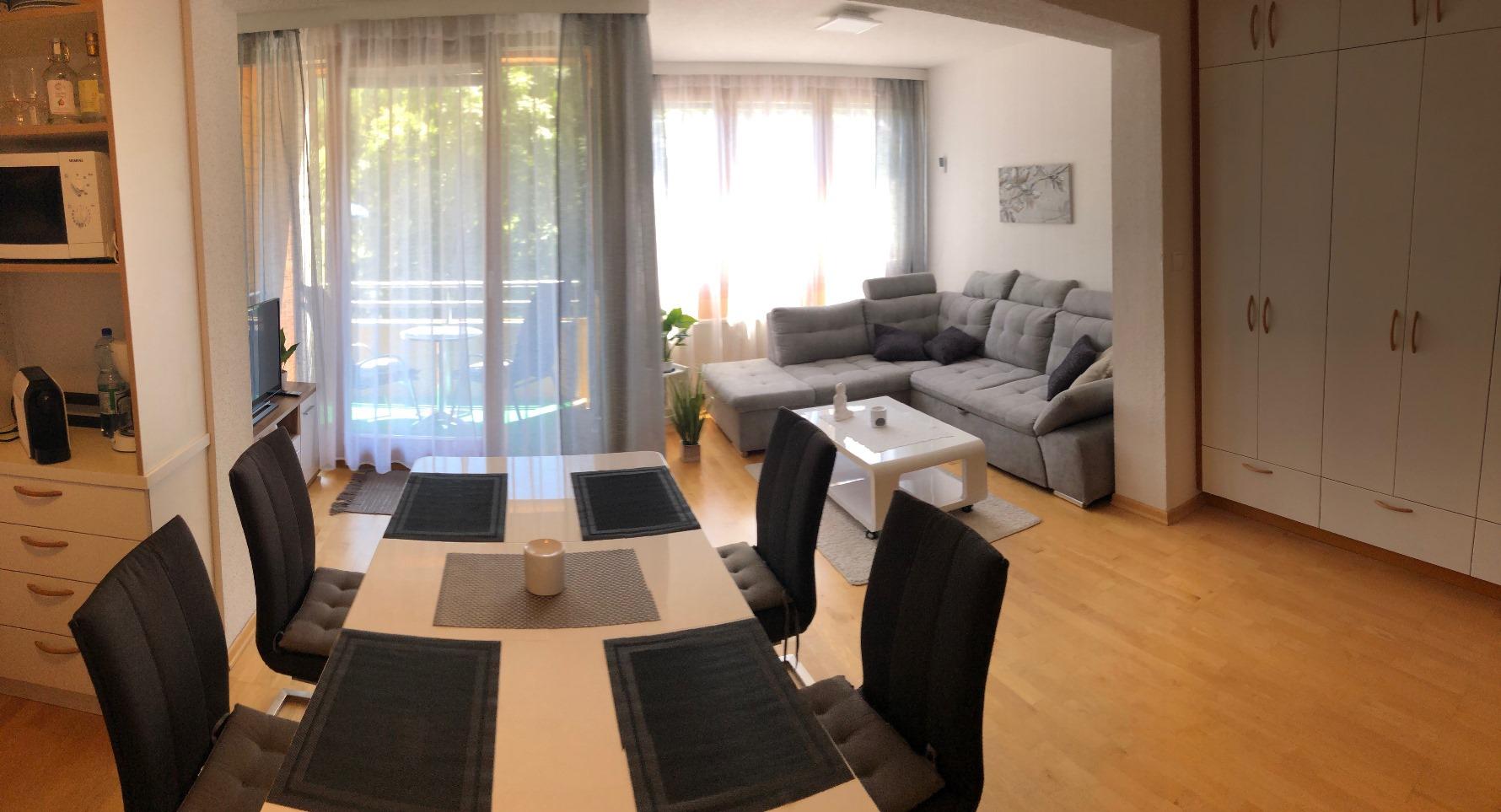 Bad Kleinkirchheim, Kaernten, Apartment ca 56m2 (ZENTRAL 10) sonnig, zentrale Lage, Garage