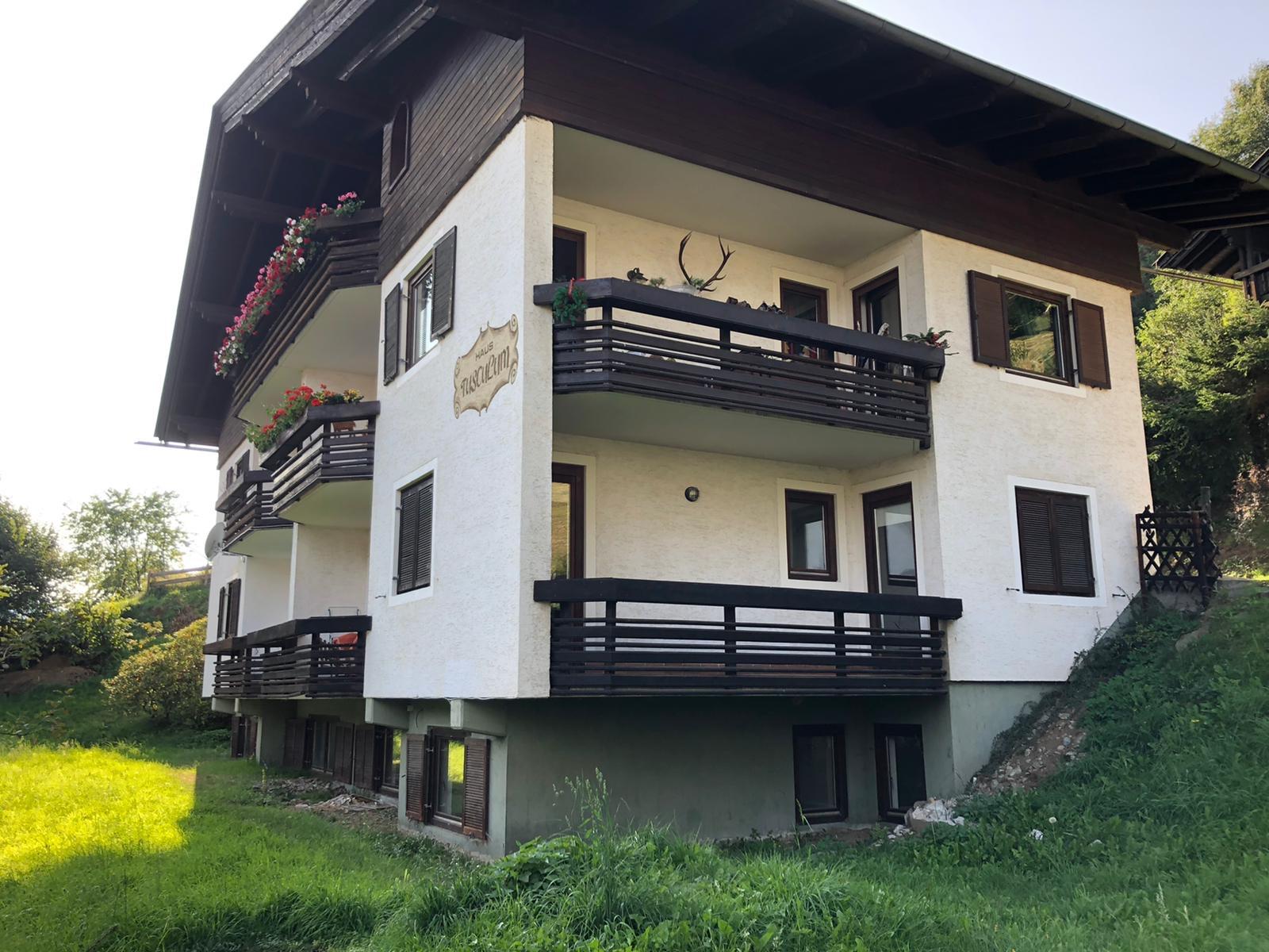 Bad Kleinkirchheim, Kaernten, Wohnung (TUSCULUM ) im Tiefpaterre, neu renoviert