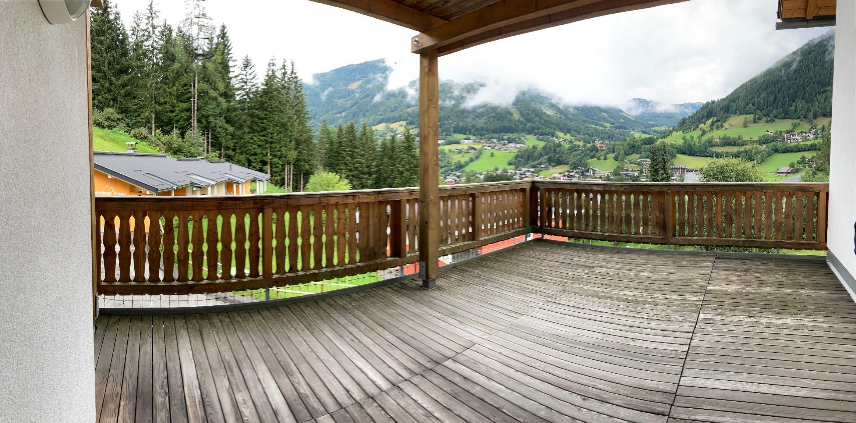 Bad Kleinkirchheim,  Elegantes Apartment (LEMON), uebergrosser Balkon (29m2) mit herrlichem Blick