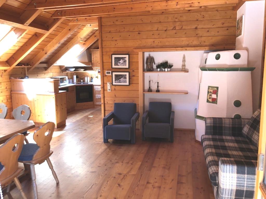 Reichenau, Traditionelles Apartment (MUEHLE) 2 Schlafzimmer, absolute Ruhelage